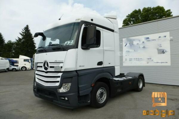 شاحنه مرسيدس للبيع بمواصفات دولية